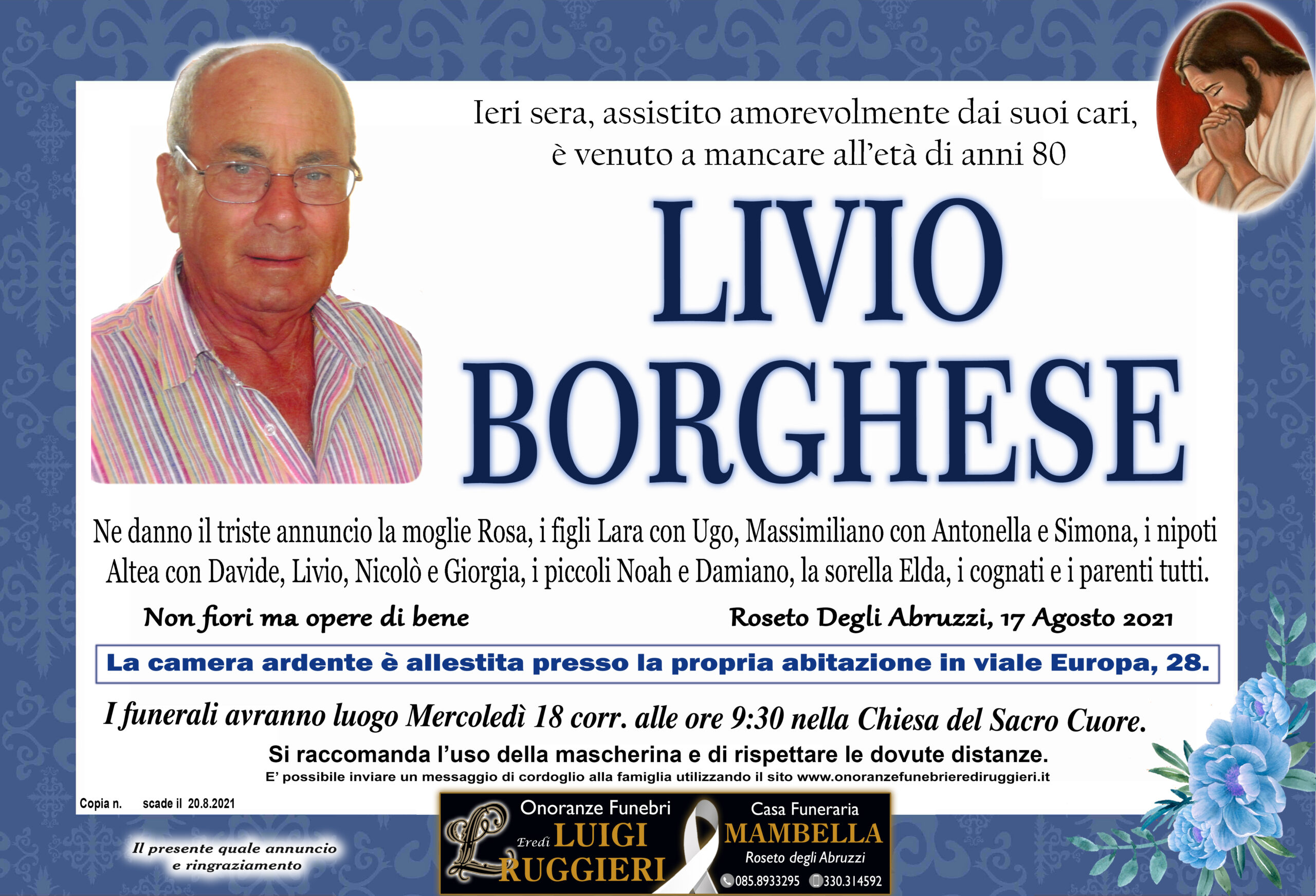 Livio Borghese