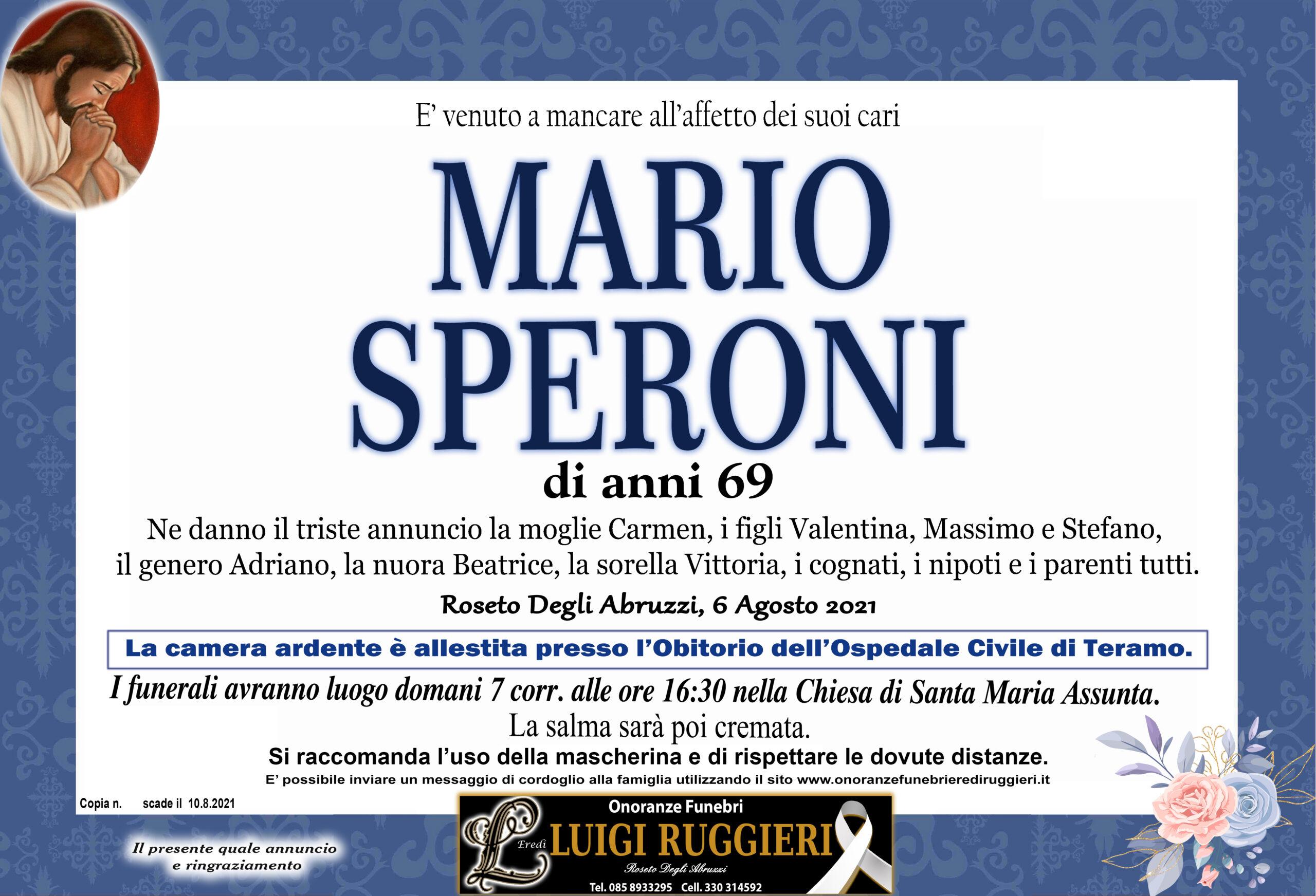 Mario Speroni