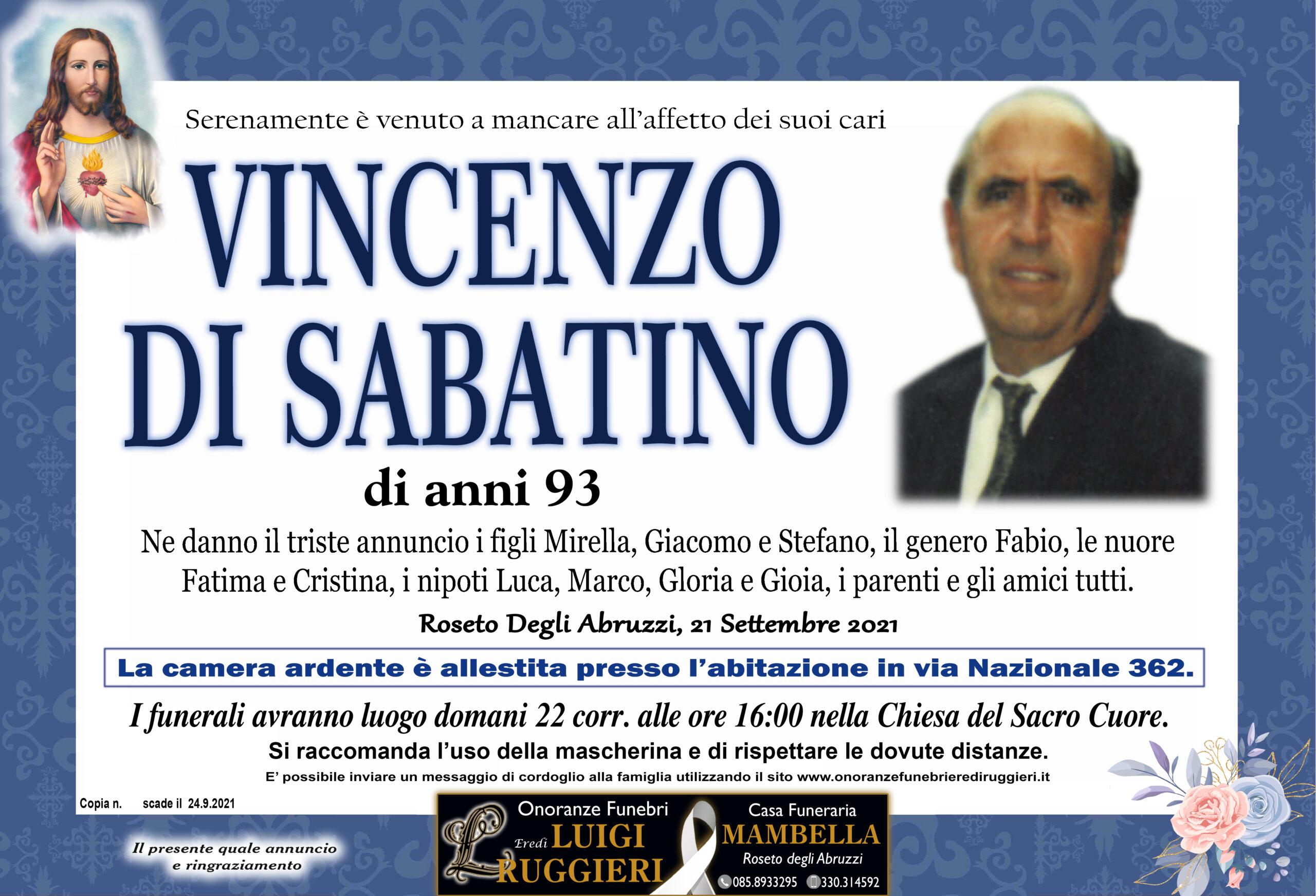 Vincenzo Di Sabatino