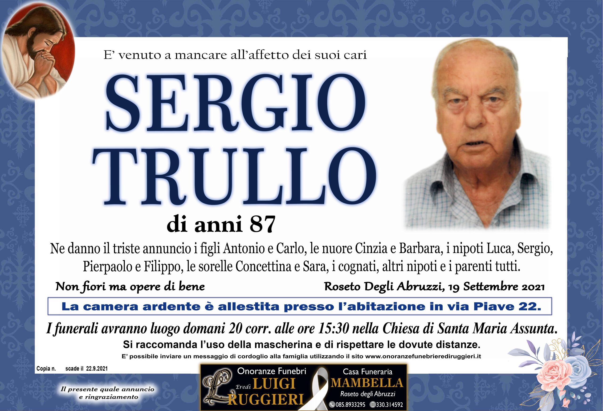 Sergio Trullo