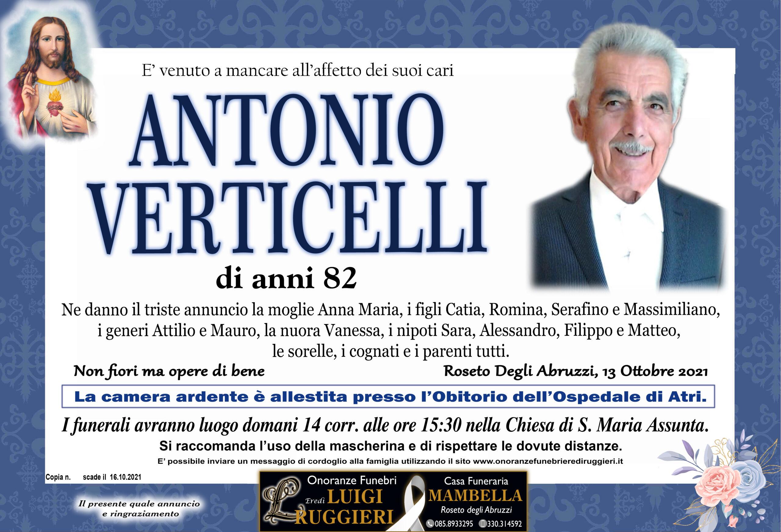 Antonio Verticelli